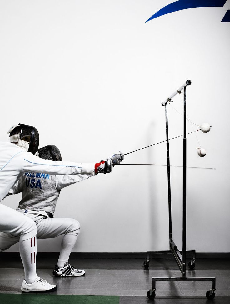 Best Fencing Sport Ideas On Pinterest