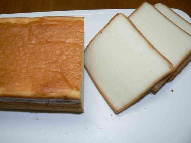 米粉100%ふんわり・もっちり食パン