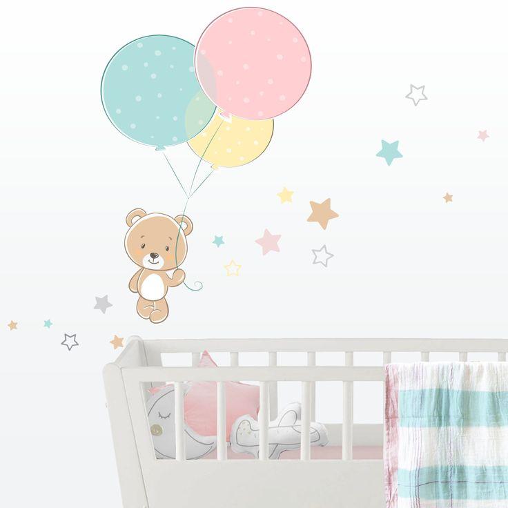 M s de 25 ideas incre bles sobre vinilo infantil en for Vinilo habitacion infantil