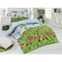 Lenjerii de pat copii Masha 140x230