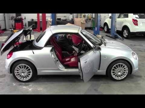 Daihatsu Copen 002 - YouTube