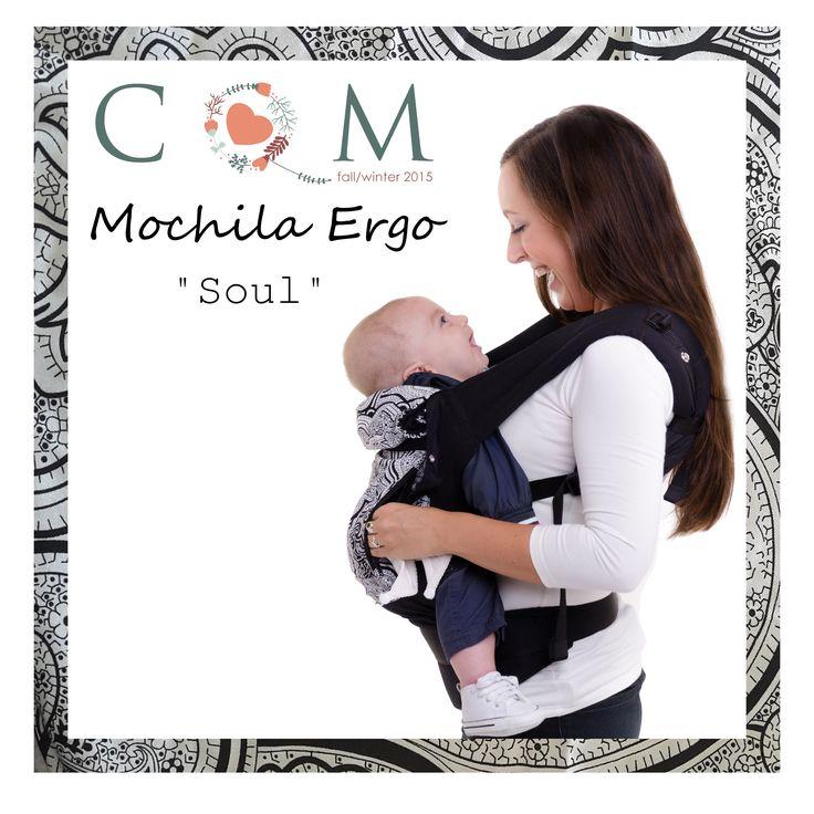 #CQM #MochilaErgonomica #Babywearing #Porteo #CrianzaEnBrazos