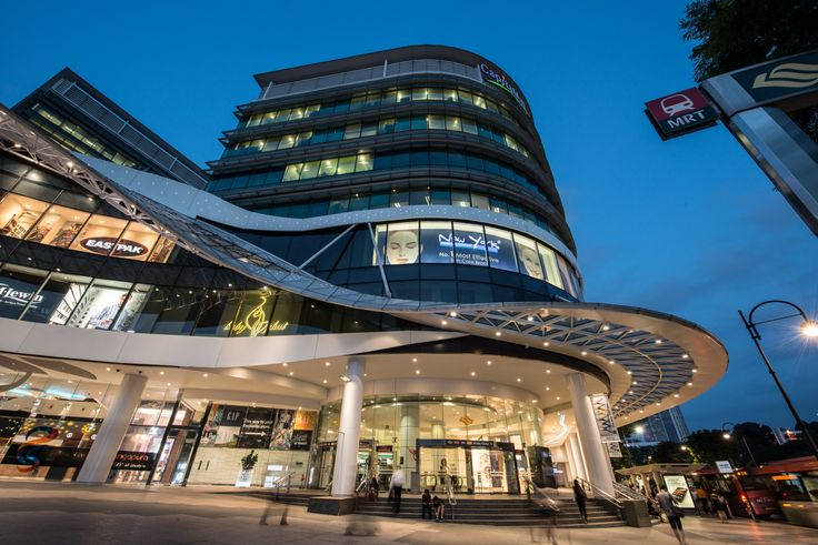 Plaza Singapura - The Benoy Team was tasked with  developing both the overall concept and  interior design for the newly expanded  Plaza Singapura. The retail mall is set to  become a vibrant, city centre destination  for families and young adults. A key element of the project is the  integration of the Atrium@Orchard office  towers into the shopping centre, with  three existing floors being converted and  incorporated into prime retail space.