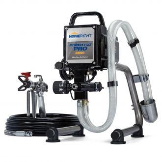 HomeRight Power-Flo Pro 2800 Paint Sprayer