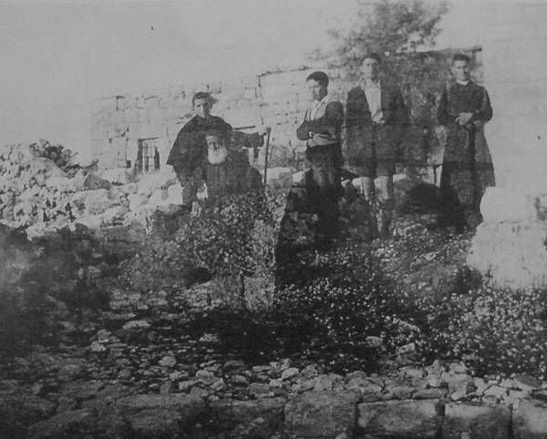 Saint Charbel In 1950, Father George Webby, a Maronite priest from Scranton, visited Lebanon, took a photo of monks outside the wall of the monastery in which St. Charbel had lived and upon development of the picture saw that St. Charbel miraculously appeared with the monks, according to information provided by St. Anthony's Church.