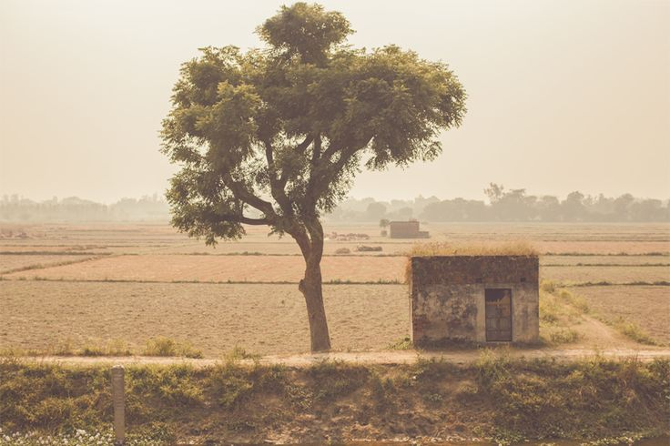 The Indo Gangetic Plain, India
