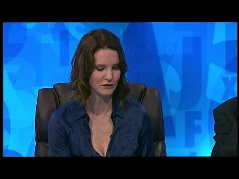 Great combination of brains, beauty... and boobs - Susie Dent