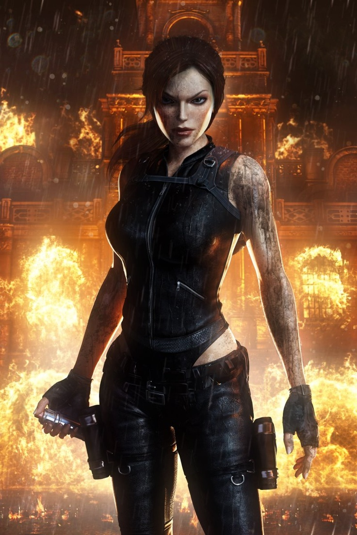 Tomb Raider: Underworld , Lara Croft Doppleganger