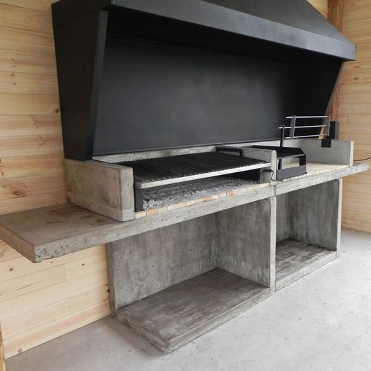 191 best images about grills and smokers on pinterest for Modelos de jardines interiores