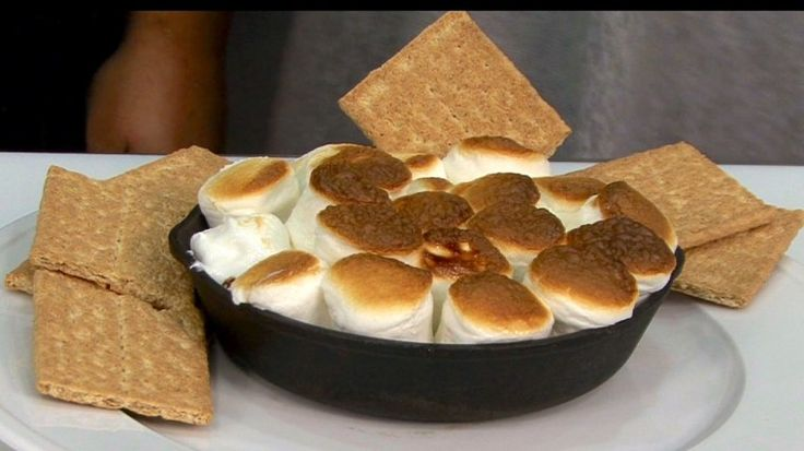 Easy S'mores Dip!