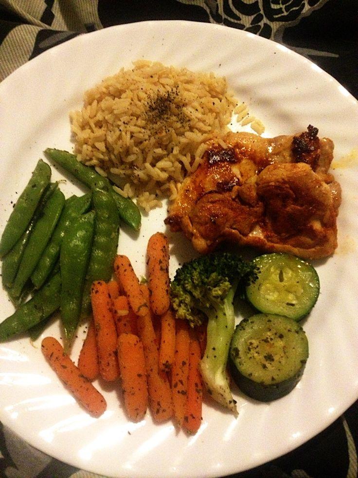 Healthy Dinner! #weightloss