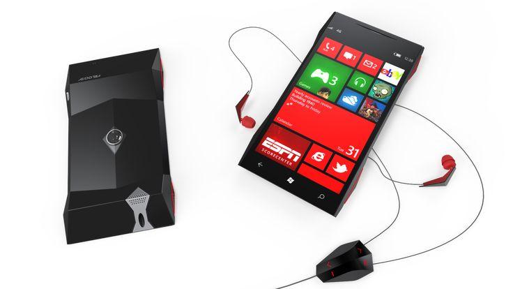 smartphone concept idea camera design Jan Blaton