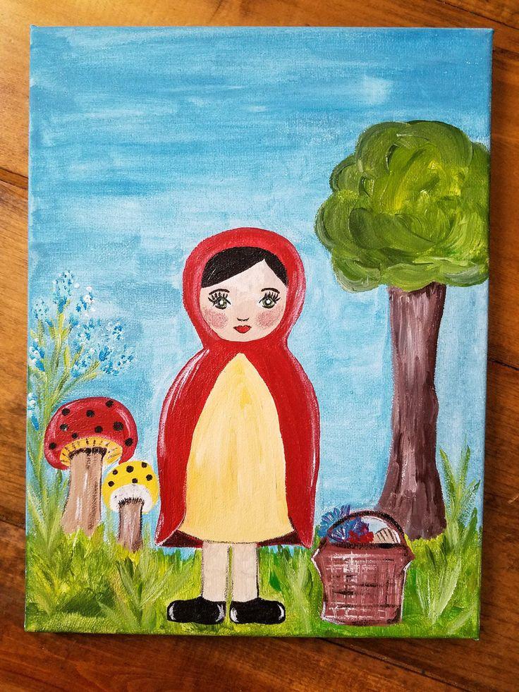 Bilder für babyzimmer auf leinwand selber malen  Die besten 25+ Kindergarten leinwand Ideen auf Pinterest ...
