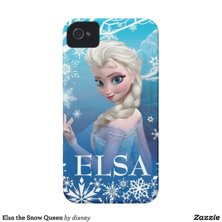 Disney frozen iphone 4 case