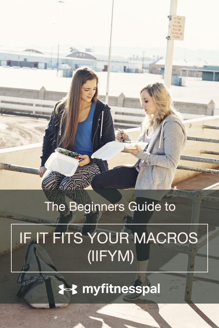 "Also referred to as IIFYM, ""If It Fits Your Macros"" has become increasingly popular among MyFitnessPal users, who appreciate the combination ..."