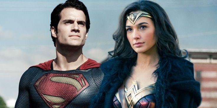 Original Justice League Movie Featured Wonder Woman V Superman Fight