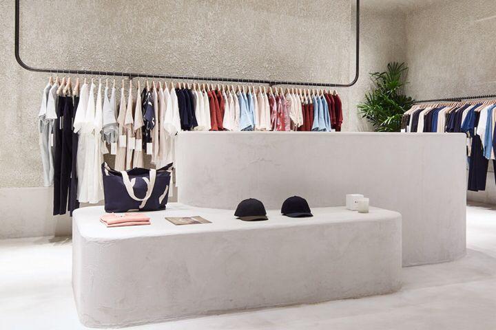 Kloke store by David Goss, Melbourne – Australia