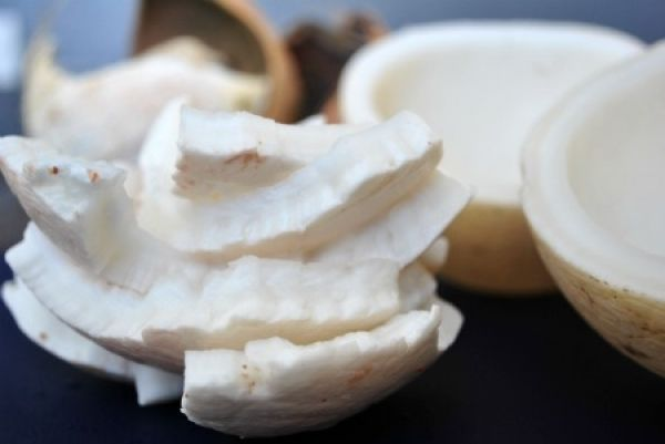 Just because coconut oil and milk are so healthy, that doesn't mean you should ignore coconut meat! Here are a few health benefits of coconut meat...