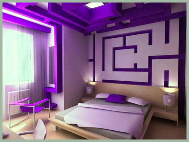 Light Purple Room Ideas
