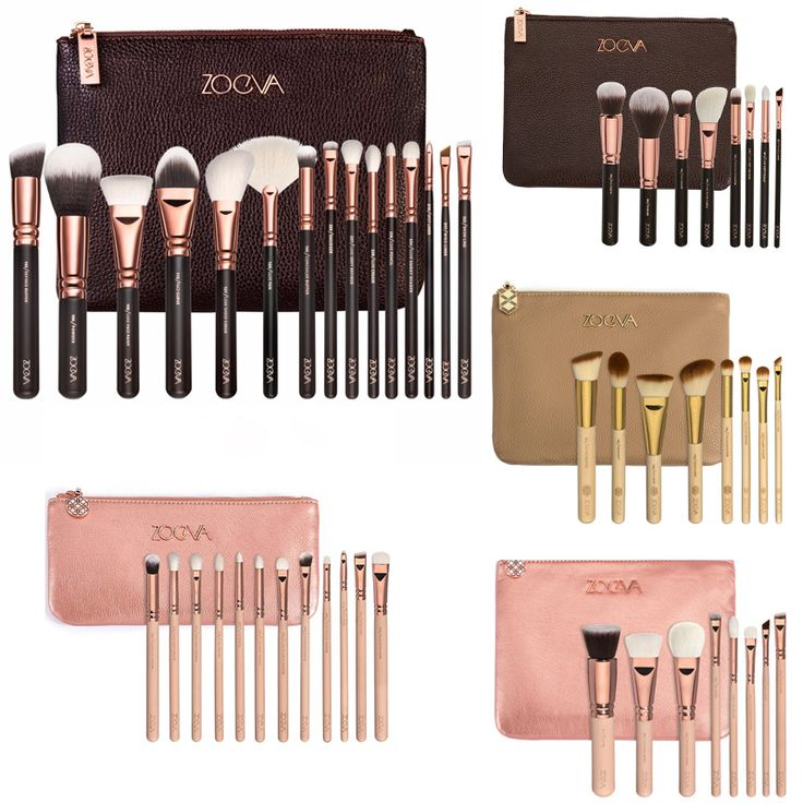 Zoeva 8 / 12 / 15 PCS Rose Golden Complete Eye Set Eyeshadow Eyeliner Blending Pencil Makeup Brushes With Case Free Shipping #clothing,#shoes,#jewelry,#women,#men,#hats,#watches,#belts,#fashion,#style
