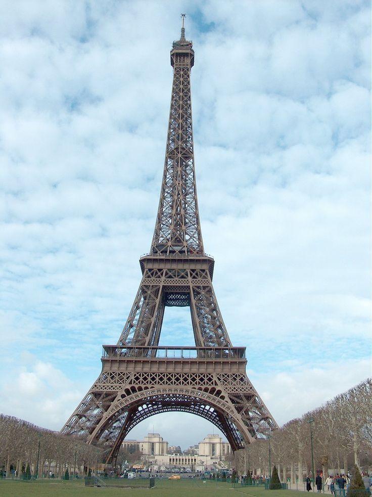 7 Wonders of the world - Taringa! The Eiffel Tower, France