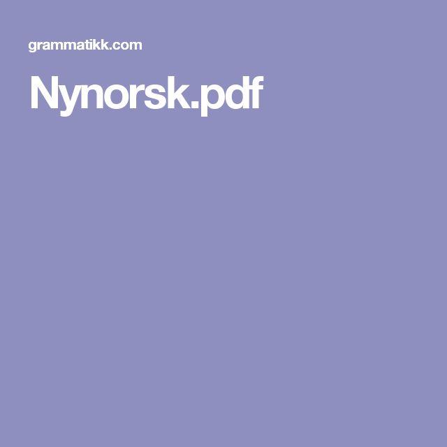 Nynorsk.pdf