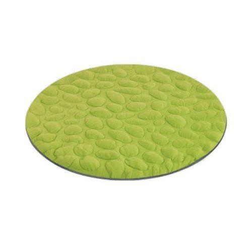 Monkey Mat: Your Portable Floor - Blue Yonder - 5 'x 5' Portable Nylon Mat