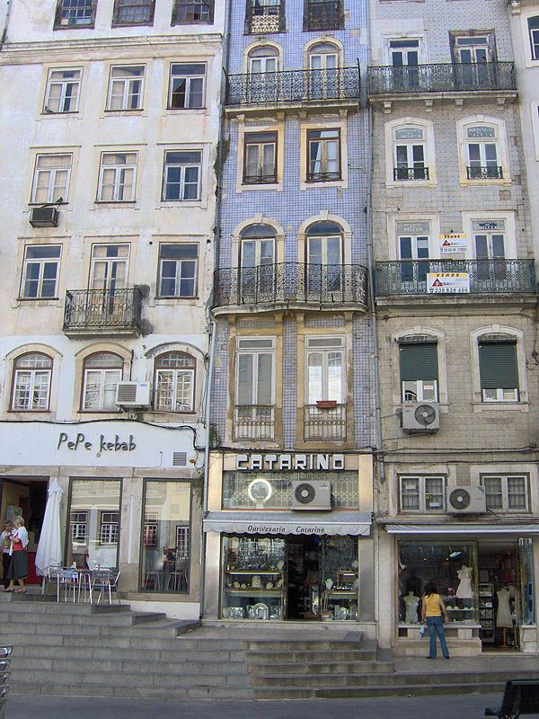 Old houses - Coimbra, Coimbra