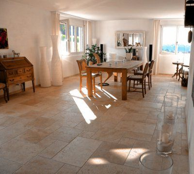 Fliesen Landhausstil 17 best landhaus flair mit travertin images on showroom