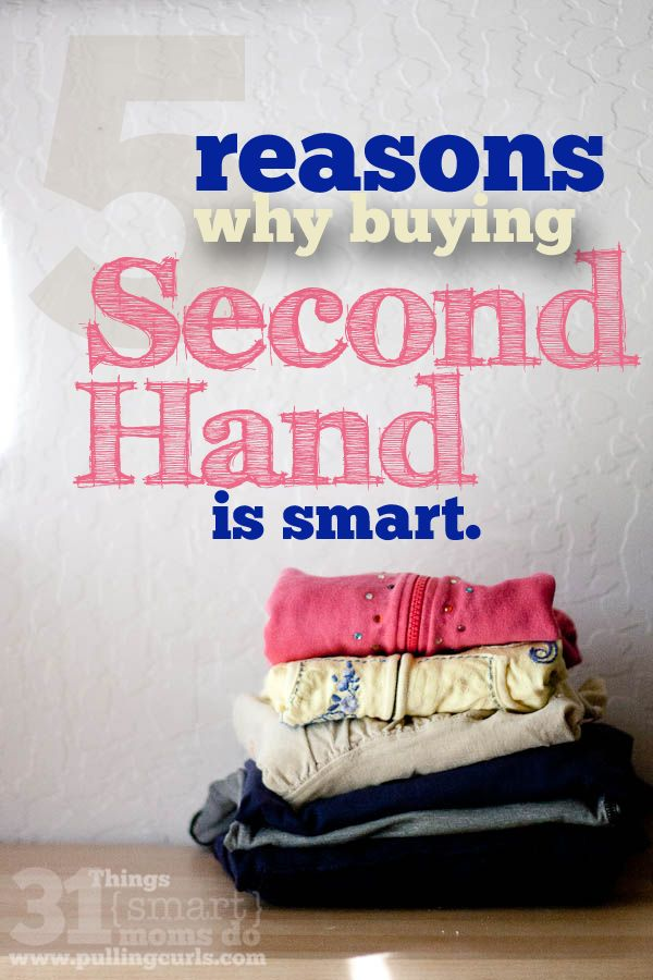 Buying used kids clothes is a SMART way to use your resources. Get more clothes, get better clothes and be less frustrated when stuff gets ruined by kids being kids.  Worried you don't have a good thrift store nearby?  Have I got a deal for you!