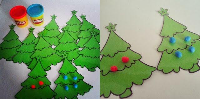 Thema kerst - Hoeveel kerstballen moeten er in de boom?