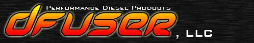 DFUSER Diesel Performance Products Exhaust High Performance Part Diesel Intake Diesel Power Chips