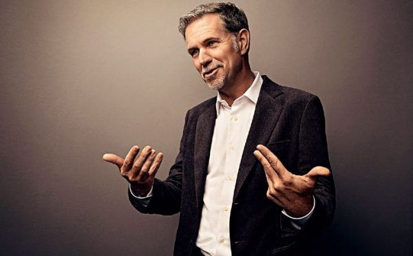 Netflix CEO Reed Hastings Doesn't Mince Words: Trump's Actions Are So Un-American It Pains Us All
