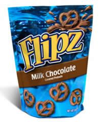 FREE Flipz Chocolate Covered Pretzels (If You Qualify) on http://www.icravefreebies.com/