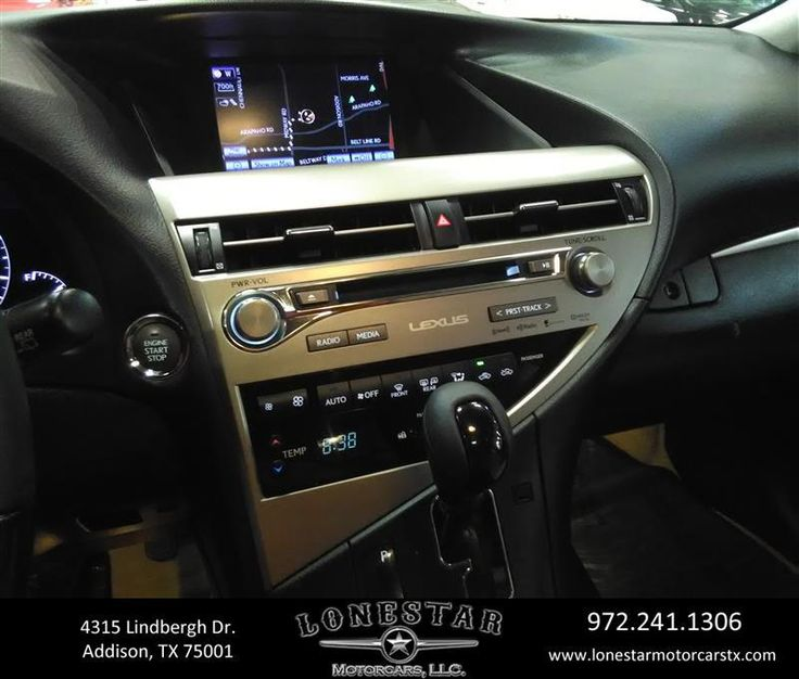 https://flic.kr/p/TuUtgW | This Lexus RX 350 is Quality at it's Best, also with a third row seat! Here at Lone Star Motors Used Cars have the Best Internet Prices, Bar None!!