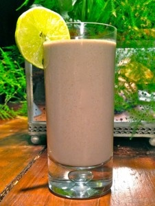 Kimberly Snyder's Acai Berry Smoothie Low in sugar, high in antioxidants!