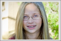 Meet Hayleigh who suffers from asthma.