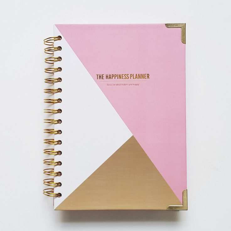 The 2016 Happiness Planner (dated) | The Happiness Planner™