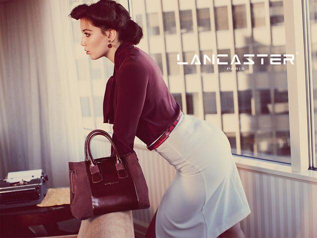 Daisy Lowe for #Lancaster. Fall 2013. By #GuyAroch