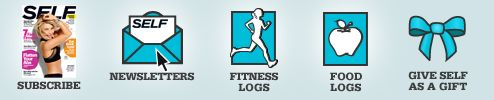 Jillian Michaels's Calorie-Burning Cardio Plans: Fitness: Self.com