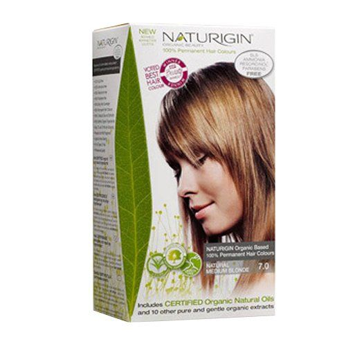 Naturigin Permanent Hair Color, Natural Blonde, Medium >>> You can get additional details at the image link.
