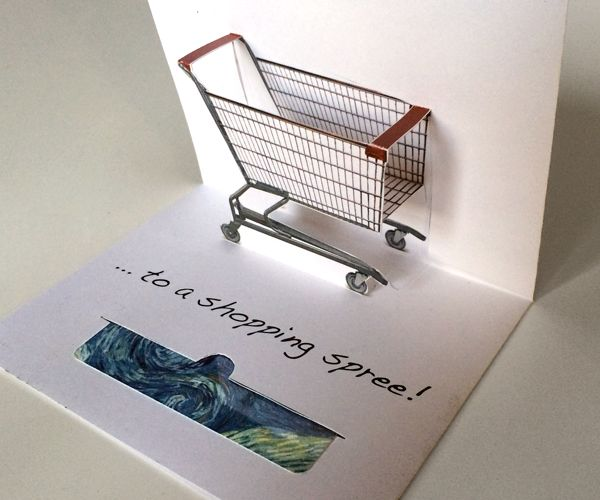You Are Invited... To A Shopping Spree! This DIY Printable