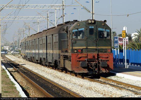 RailPictures.Net Photo: DM 267 Societé Nationale de Chemins de Fer Tunisiens (SNCFT) GE at Monastir, Tunisia by Dave Smith: