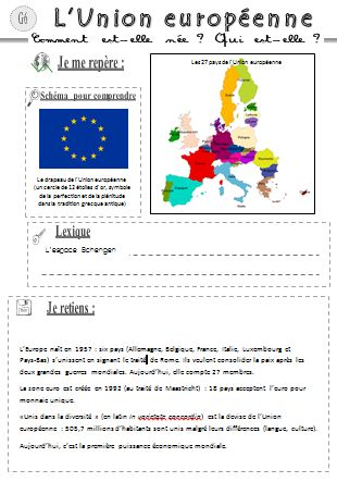 Union européenne G6