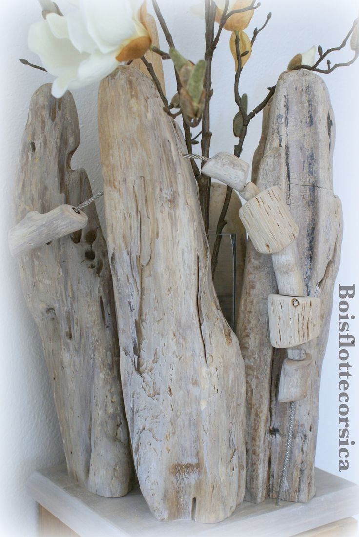 les 349 meilleures images propos de driftwood bois flotte corsica sur pinterest sweet. Black Bedroom Furniture Sets. Home Design Ideas