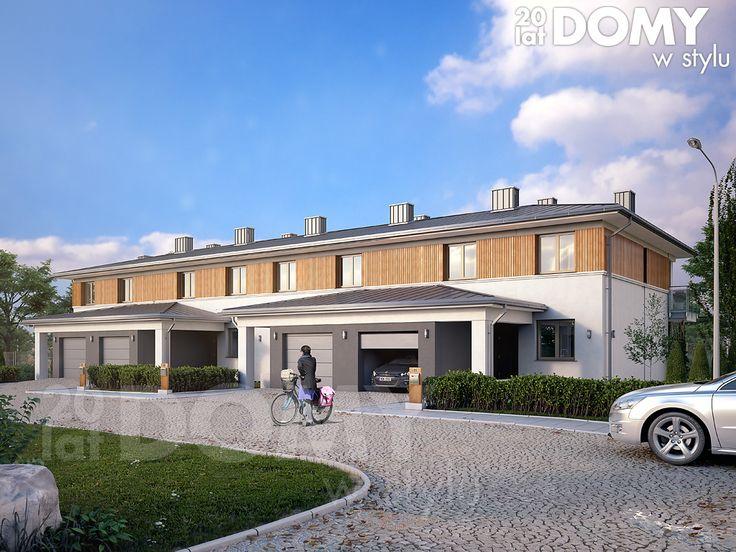 Projekt Limba to projekt budynku w zabudowie szeregowej. Pełna prezentacja projektu dostępna jest na stronie: https://www.domywstylu.pl/projekt-domu-limba.php #projekty #projekt #dom #domy #projektygotowe #zabudowa szeregowa #szeregowki #domywstylu #mtmstyl #home #houses #architektura #architecture #design #housedesign #newdesign #moderndesign #limba