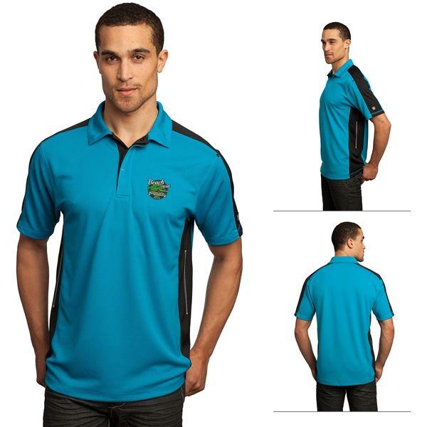 OGIO OG106 Men's Trax Sport Polo Shirt   Embroidered Logo OGIO Sport Polos