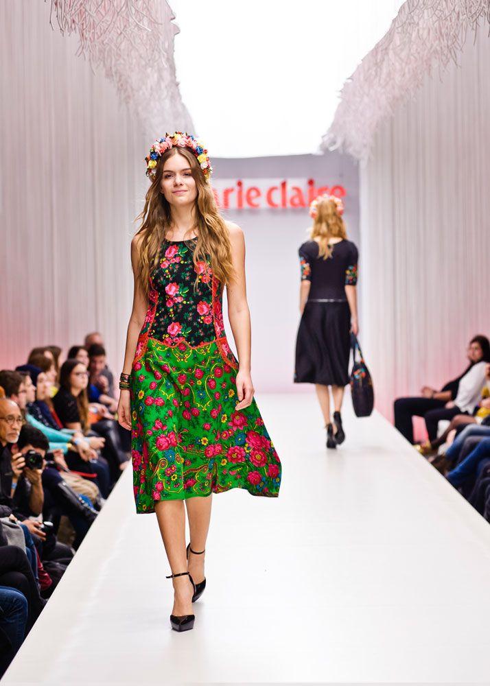 Marie Claire Fashion Days| Romani Design