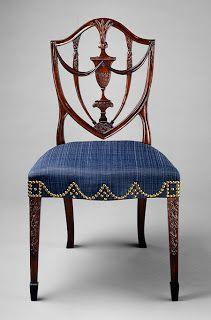 George Hepplewhite Side Chair