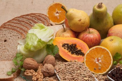 High Fiber Foods List for a High Fiber Diet
